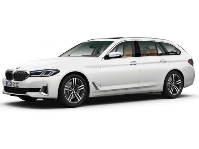 BMW 5er 520d Touring Luxury Line EURO6 Head-Up HiFi DAB LED Fl.Ass. -  Leasing ohne Anzahlung - 402,41€