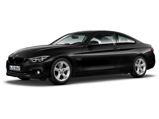 BMW 4er 420i Coupé Sportpaket HiFi Var. Lenkung RTTI -  Leasing ohne Anzahlung - 355,81€