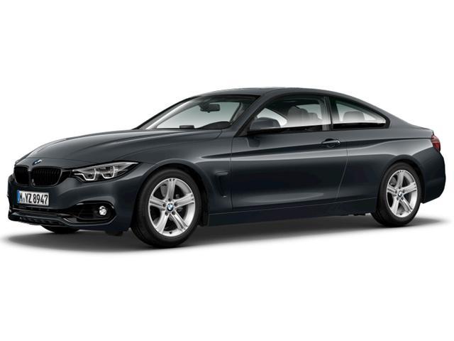 BMW 4er 420d Coupé EURO 6 Sportpaket HiFi Var. Lenkung -  Leasing ohne Anzahlung - 401,93€