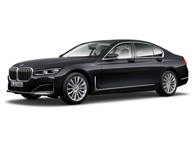 BMW 7er 740d Ld xDrive Limousine EURO 6 Gestiksteuerung -  Leasing ohne Anzahlung - 1.011,27€