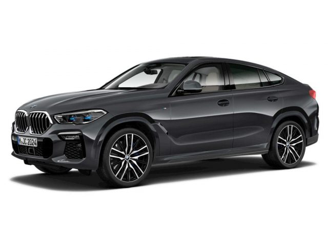 BMW X6 xDrive30d EURO 6 Sportpaket Gestiksteuerung -  Leasing ohne Anzahlung - 1.010,31€