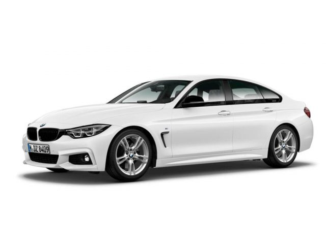 BMW 4er 440i xDrive Gran Coupé Sport Line Head-Up HiFi -  Leasing ohne Anzahlung - 383,75€