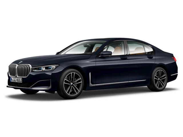 BMW 7er 730d xDrive Limousine EURO 6 Touch Command DAB -  Leasing ohne Anzahlung - 712,81€