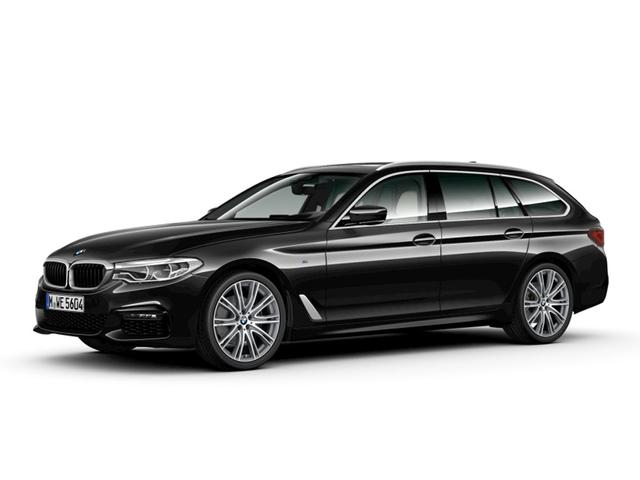 BMW 5er 520d Touring Luxury Line EURO 6 Head-Up HiFi -  Leasing ohne Anzahlung - 391,51€