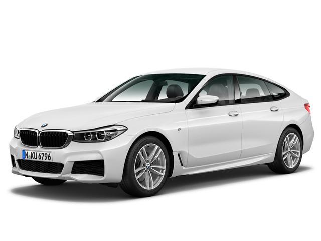 BMW 6er Gran Turismo 620d EURO 6 Head-Up HK HiFi DAB -  Leasing ohne Anzahlung - 367,71€