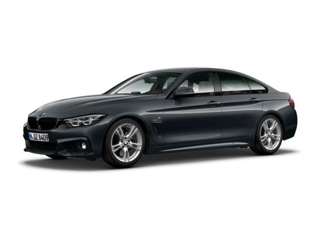 BMW 4er 430iA Gran Coupe Sport Line LED Navi HuD DAB -  Leasing ohne Anzahlung - 369,00€