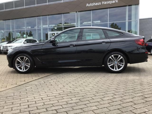 BMW 3er 320 Gran Turismo d xDrive Sport Line EU6d-T Aut LED Navi PDC Klima -  Leasing ohne Anzahlung - 349,00€
