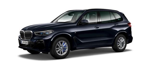 BMW X5 30dA xDr M Sportpaket ACC Laser LiveCockpit S -  Leasing ohne Anzahlung - 779,00€