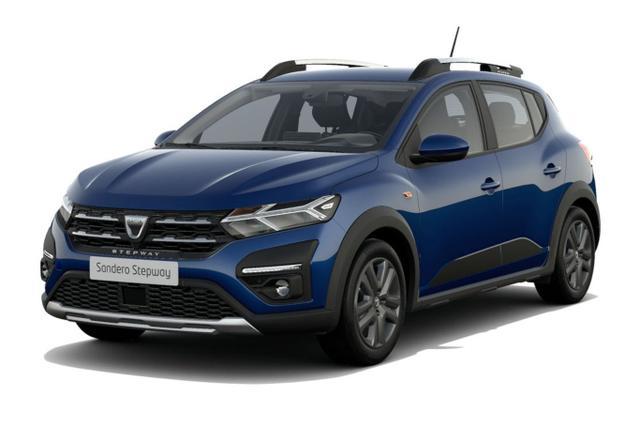 Dacia Sandero Stepway Comfort TCe 100 ECO-G Kam -  Leasing ohne Anzahlung - 150,00€