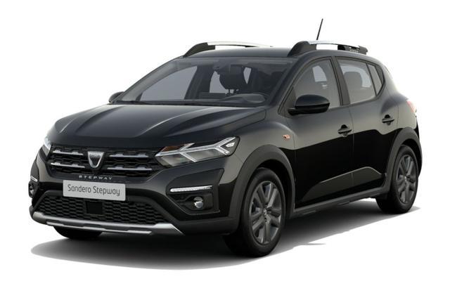 Dacia Sandero Stepway Comfort TCe 100 ECO-G Kam -  Leasing ohne Anzahlung - 146,00€