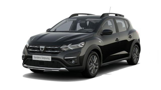 Dacia Sandero Stepway Essential TCe 100 ECO-G -  Leasing ohne Anzahlung - 127,00€