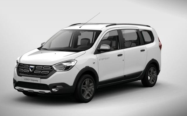 Dacia Lodgy Stepway TCe 130 GPF 7-Sitzer -  Leasing ohne Anzahlung - 176,00€