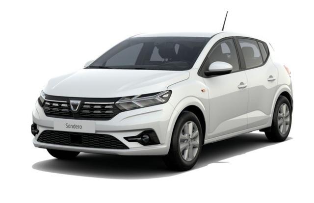 Dacia Sandero Comfort SCe 65 -  Leasing ohne Anzahlung - 101,00€