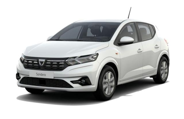 Dacia Sandero Comfort TCe 100 ECO-G -  Leasing ohne Anzahlung - 108,00€