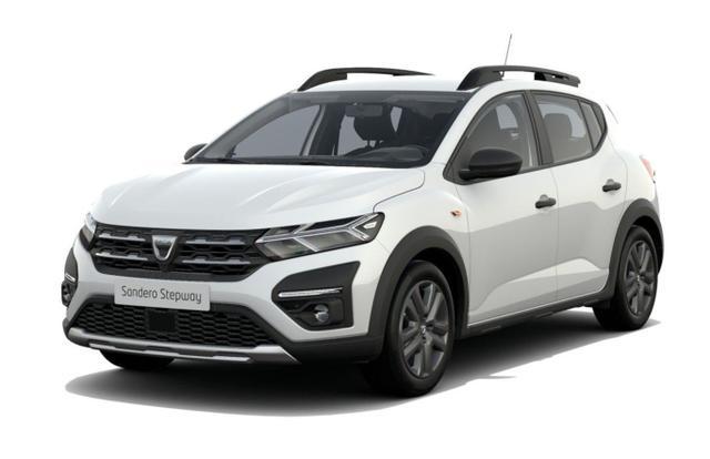 Dacia Sandero Stepway Essential TCe 100 ECO-G -  Leasing ohne Anzahlung - 109,00€