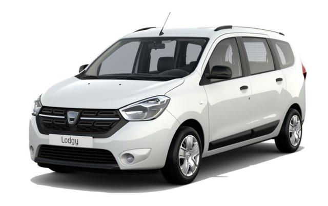 Dacia Lodgy Comfort TCe 100 5-Sitzer -  Leasing ohne Anzahlung - 142,00€
