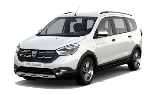 Dacia Lodgy Stepway Blue dCi 115 5-Sitzer -  Leasing ohne Anzahlung - 168,00€