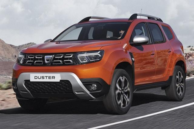Dacia Duster Comfort dCi 115 4WD NEUES MODELL -  Leasing ohne Anzahlung - 195,00€