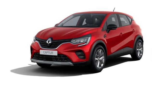Renault Captur ZEN TCe 90 Keyless FreiSprech VZ-Erk -  Leasing ohne Anzahlung - 160,00€