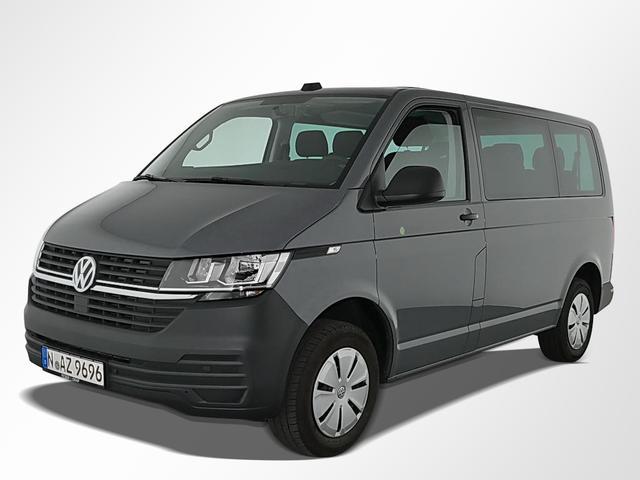Volkswagen T6 Transporter T6.1 Kombi EcoProfi Motor: 2,0 l TDI -  Leasing ohne Anzahlung - 688,00€