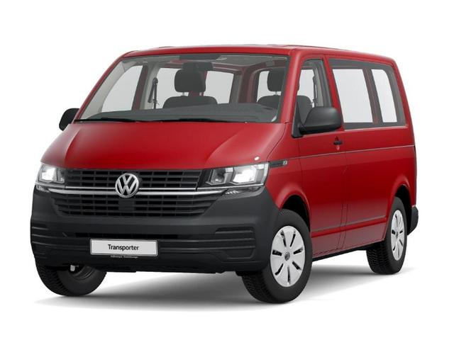 Volkswagen T6 Transporter T6.1 Kombi EcoProfi 2.0TDI KLIMA*PDC*AHK -  Leasing ohne Anzahlung - 435,00€