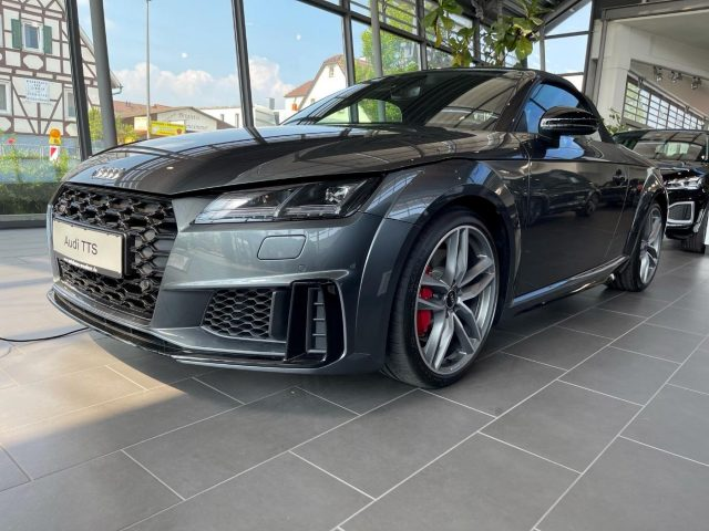 Audi TTS Roadster TFSI Quattro S-Tronic Navi LED LM -  Leasing ohne Anzahlung - 1.119,00€
