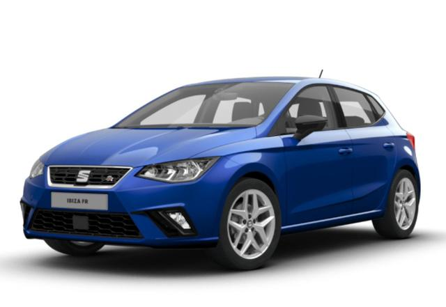 Seat Ibiza 1.0 Eco TSI 110 FR PDC FullL 17Z NSW -  Leasing ohne Anzahlung - 152,00€