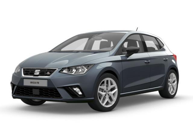 Seat Ibiza 1.0 Eco TSI 110 FR PDC FullL SHZ 17Z NSW -  Leasing ohne Anzahlung - 154,00€