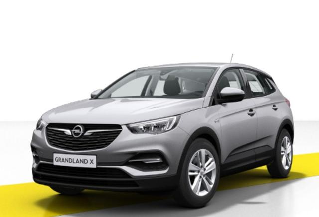 Opel Grandland X 1.2 Turbo 130 Edition LED PDC BT -  Leasing ohne Anzahlung - 173,00€
