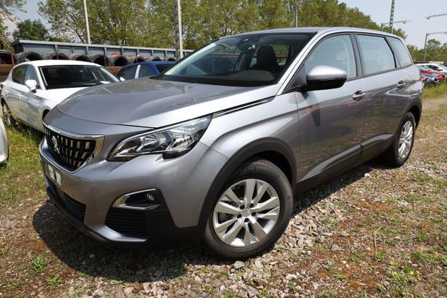 Peugeot 5008 1.2 PT 130 7S DigiKom SHZ PDC LaneAs BT -  Leasing ohne Anzahlung - 231,00€