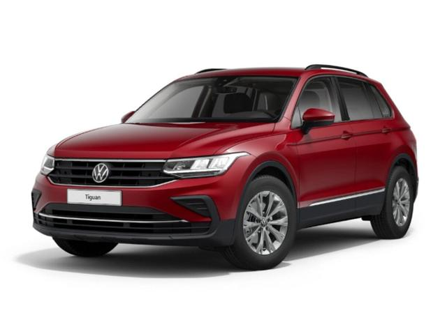 Volkswagen Tiguan 1.5 TSI 150 Life LED PDC SHZ ACC AAC -  Leasing ohne Anzahlung - 257,00€