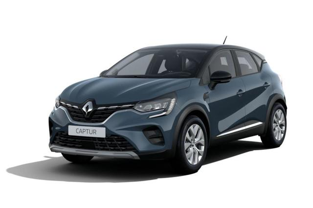 Renault Captur II 1.0 TCe 100 Experience DeluxeP -  Leasing ohne Anzahlung - 162,00€