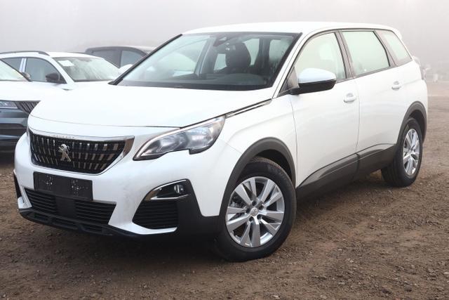 Peugeot 5008 BHDi 130 7S MirrorL DigiKom SHZ PDC -  Leasing ohne Anzahlung - 245,00€