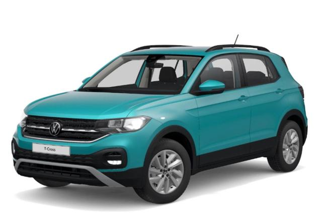 Volkswagen T-Cross 1.0 TSI 110 Life AppCo AAC PDC SHZ -  Leasing ohne Anzahlung - 230,00€
