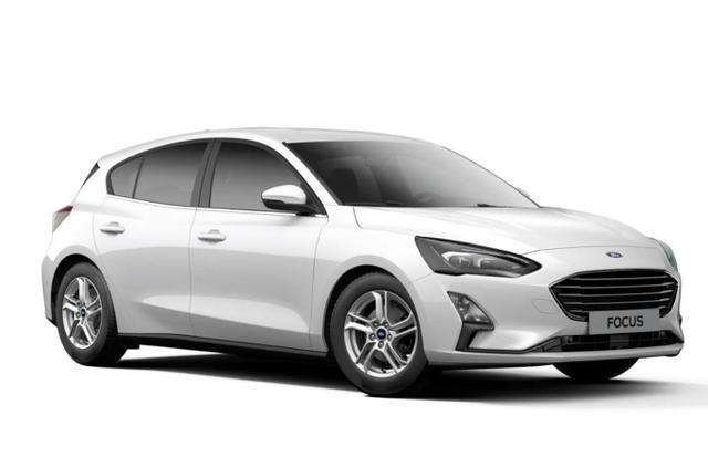 Ford Focus 1.0 EcoBoost 125 mHEV Connected LED -  Leasing ohne Anzahlung - 183,00€