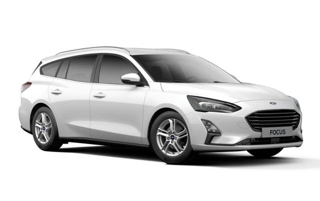 Ford Focus Turnier Kombi 1.0 EcoBoost 125 mHEV Connected -  Leasing ohne Anzahlung - 190,00€