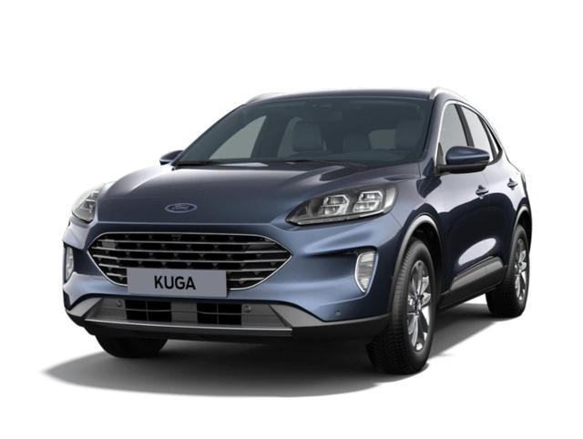 Ford Kuga 1.5 EcoBoost 150 TitaniumX LED Nav Kam -  Leasing ohne Anzahlung - 277,00€