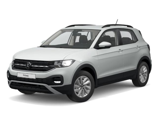 Volkswagen T-Cross 1.0 TSI 110 Life PDC FrontAs MFL -  Leasing ohne Anzahlung - 166,00€