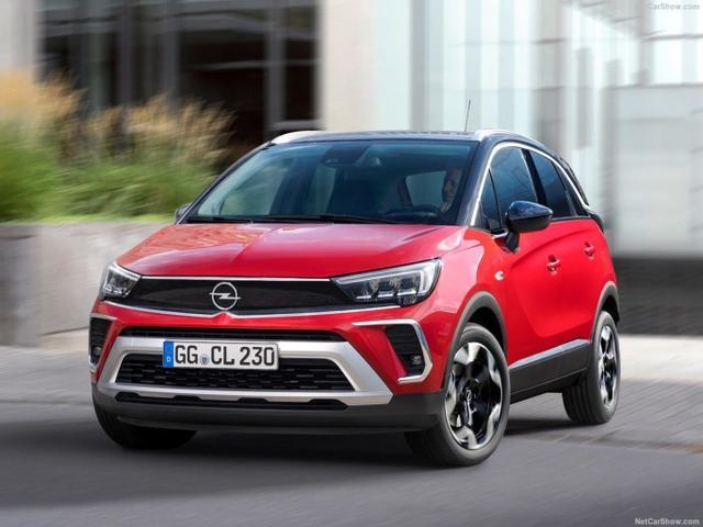 Opel Crossland 1.2 Turbo 110 Elegance LED Kam -  Leasing ohne Anzahlung - 162,00€