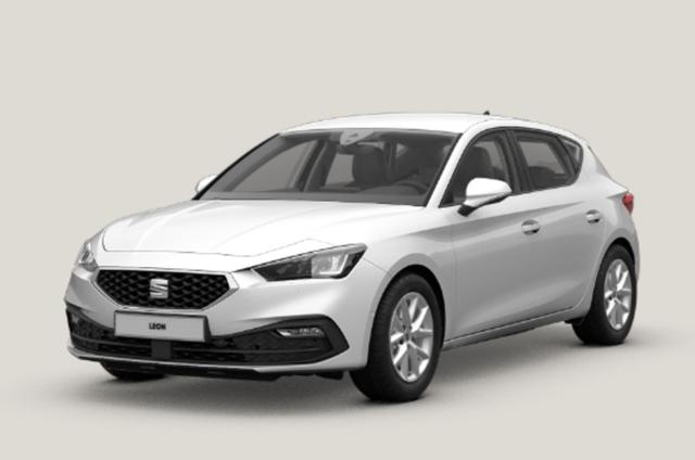 Seat Leon 1.0 TSI 110 Style LED VirtCo SHZ PDC -  Leasing ohne Anzahlung - 198,00€