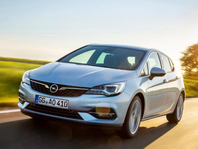 Opel Astra 1.5 CDTI 122 GS Line LED Kam PDC Temp -  Leasing ohne Anzahlung - 167,00€