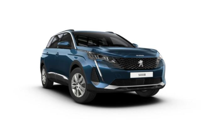 Peugeot 5008 1.2 PT 130 FL 7-S LED SHZ Kam MirrorL -  Leasing ohne Anzahlung - 325,00€