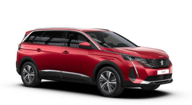 Peugeot 5008 1.2 PT 130 Aut GT FL 7S LED Nav eHk PDC -  Leasing ohne Anzahlung - 406,00€