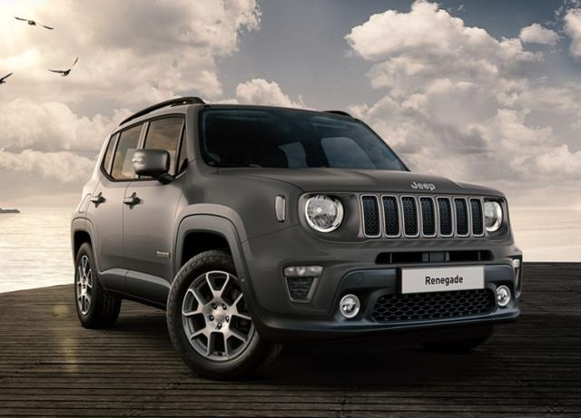 Jeep Renegade 1.3 T-GDI 150 Aut Limited Nav Keyl -  Leasing ohne Anzahlung - 206,00€
