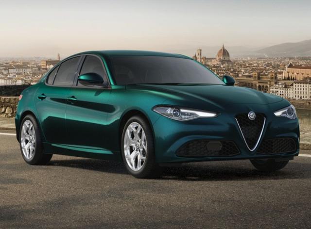 Alfa-Romeo Giulia 2.2 Turbo 160 AT8 Executive ACC Nav -  Leasing ohne Anzahlung - 317,00€