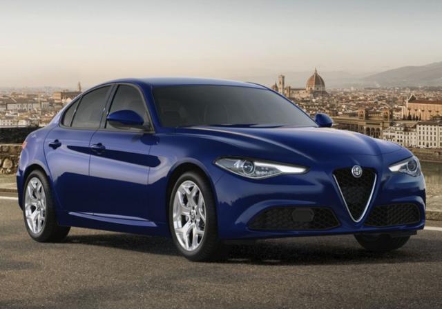 Alfa-Romeo Giulia 2.2 Turbo 160 AT8 Executive ACC Nav -  Leasing ohne Anzahlung - 352,00€