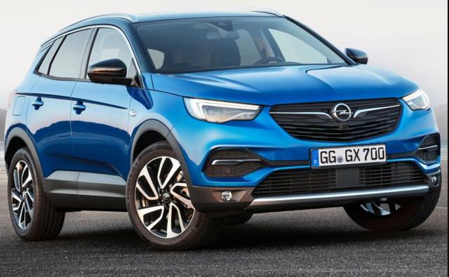 Opel Grandland X 1.2 130 Innovation AFL Nav 18Z Klim -  Leasing ohne Anzahlung - 201,00€