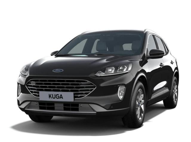 Ford Kuga 1.5 EcoBoost 150 Titanium LED Nav Kam -  Leasing ohne Anzahlung - 224,00€