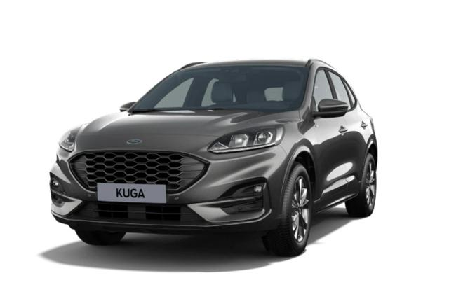 Ford Kuga 1.5 EcoBlue 120 A8 ST-Line LED Nav Kam -  Leasing ohne Anzahlung - 286,00€