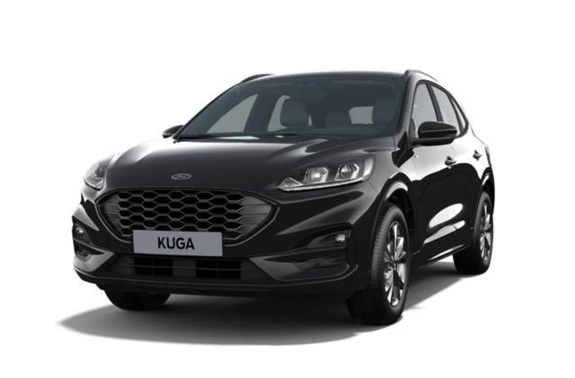Ford Kuga 2.0 EcoBlue 190 A8 AWD TitaniumX LED Nav -  Leasing ohne Anzahlung - 285,00€